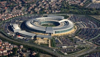 GCHQ headquarters