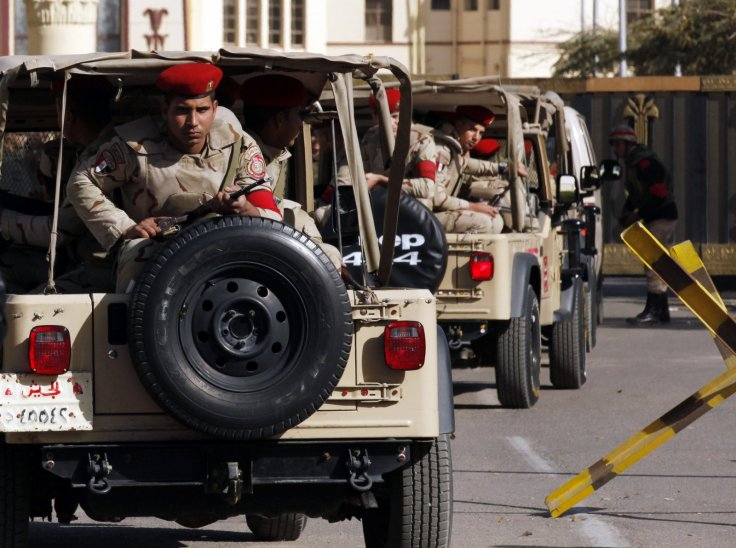 Sinai security forces
