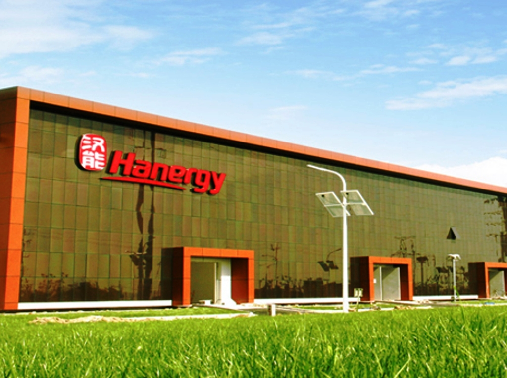 Chinese solar giant Hanergy wants to expand via acquisitions