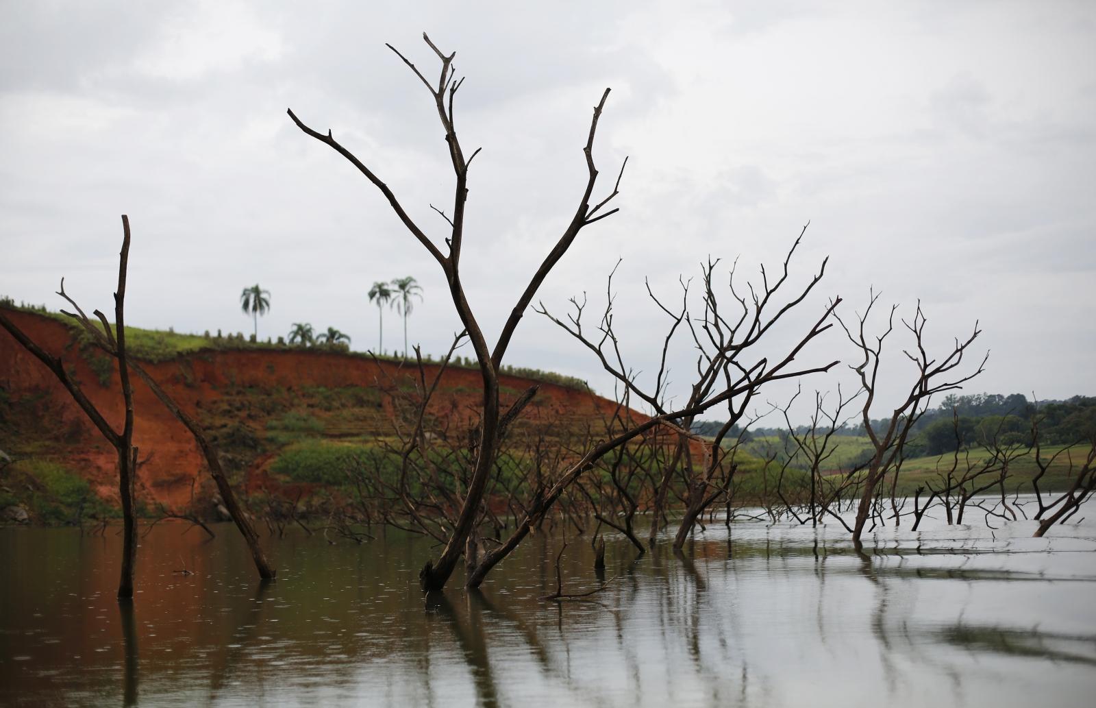 brazil drought Igarata