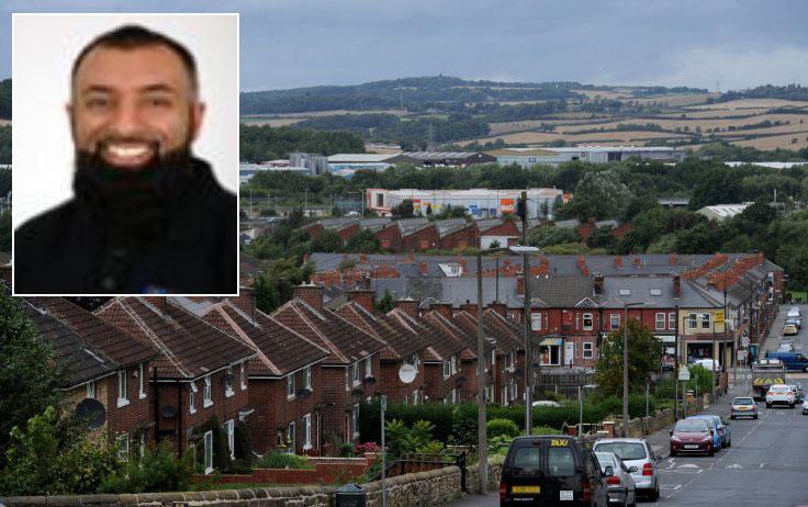 Rotherham PC Hassan Ali