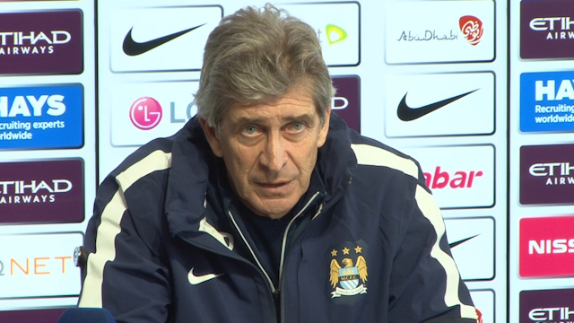 Manuel Pellegrini: Stevan Jovetic not on exit route
