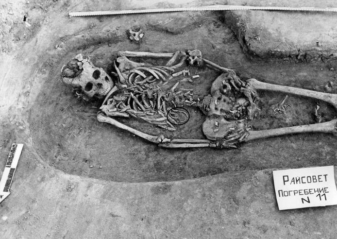 Oldest confirmed evidence of human twins and death during childbirth found in Siberia