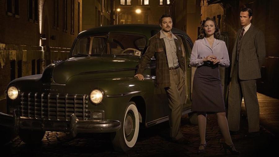 Agent Carter finale