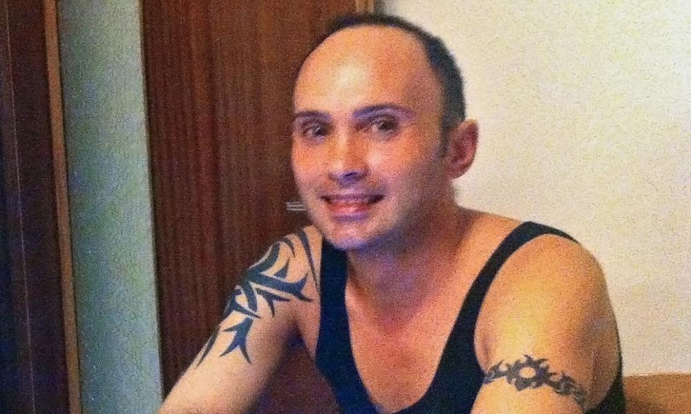 Gay latino gangster naked