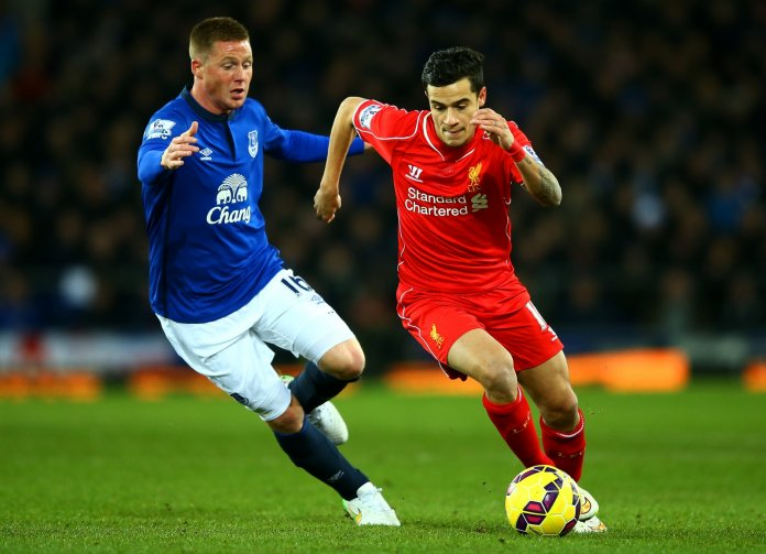 Everton v Liverpool