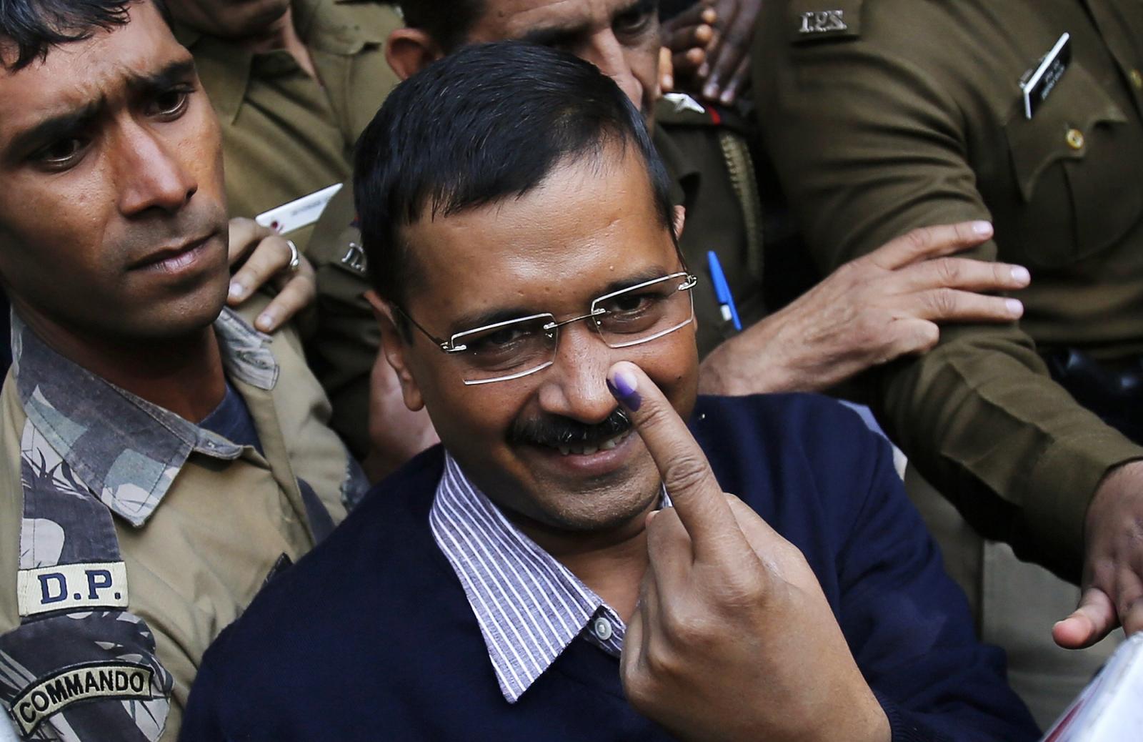 Delhi elections