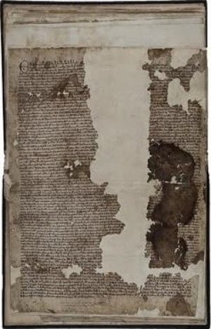 A previously unknown copy of the 1300 Magna Carta has been discovered in Sandwich, Kent.