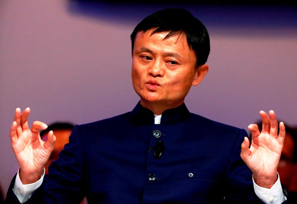Alibaba Executive Chairman Jack Ma