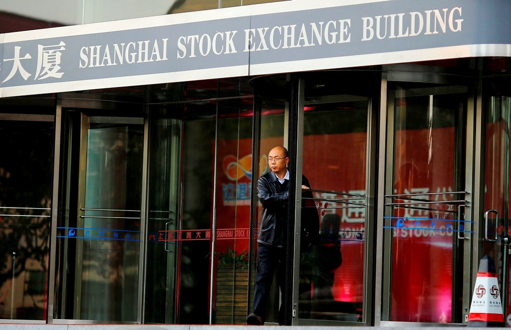 China rolls out its first ETF options on the Shanghai bourse
