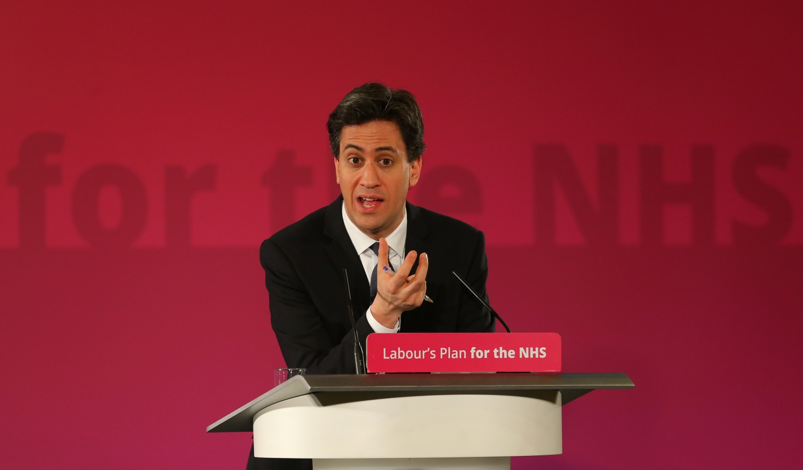 Lord Fink has challenged Ed Miliband to repeat his claims, or to withdraw them publically