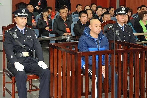 China executes wrong man
