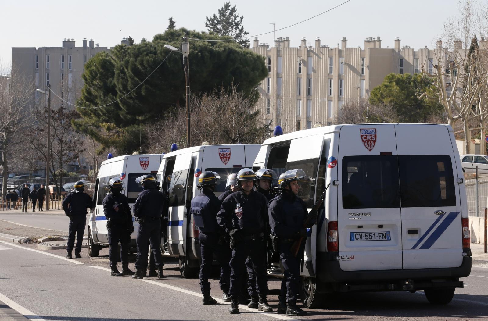Marseille shooting