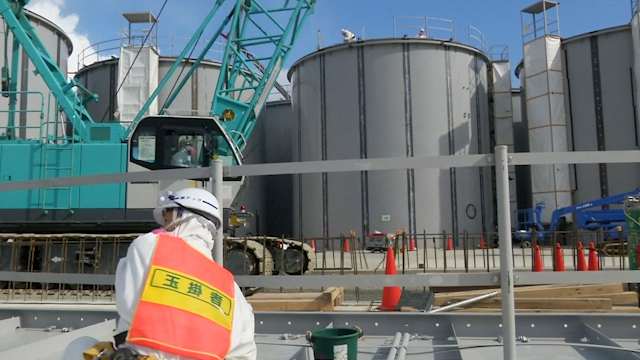 Contaminated water leakage at Fukushima still a 'challenging issue'