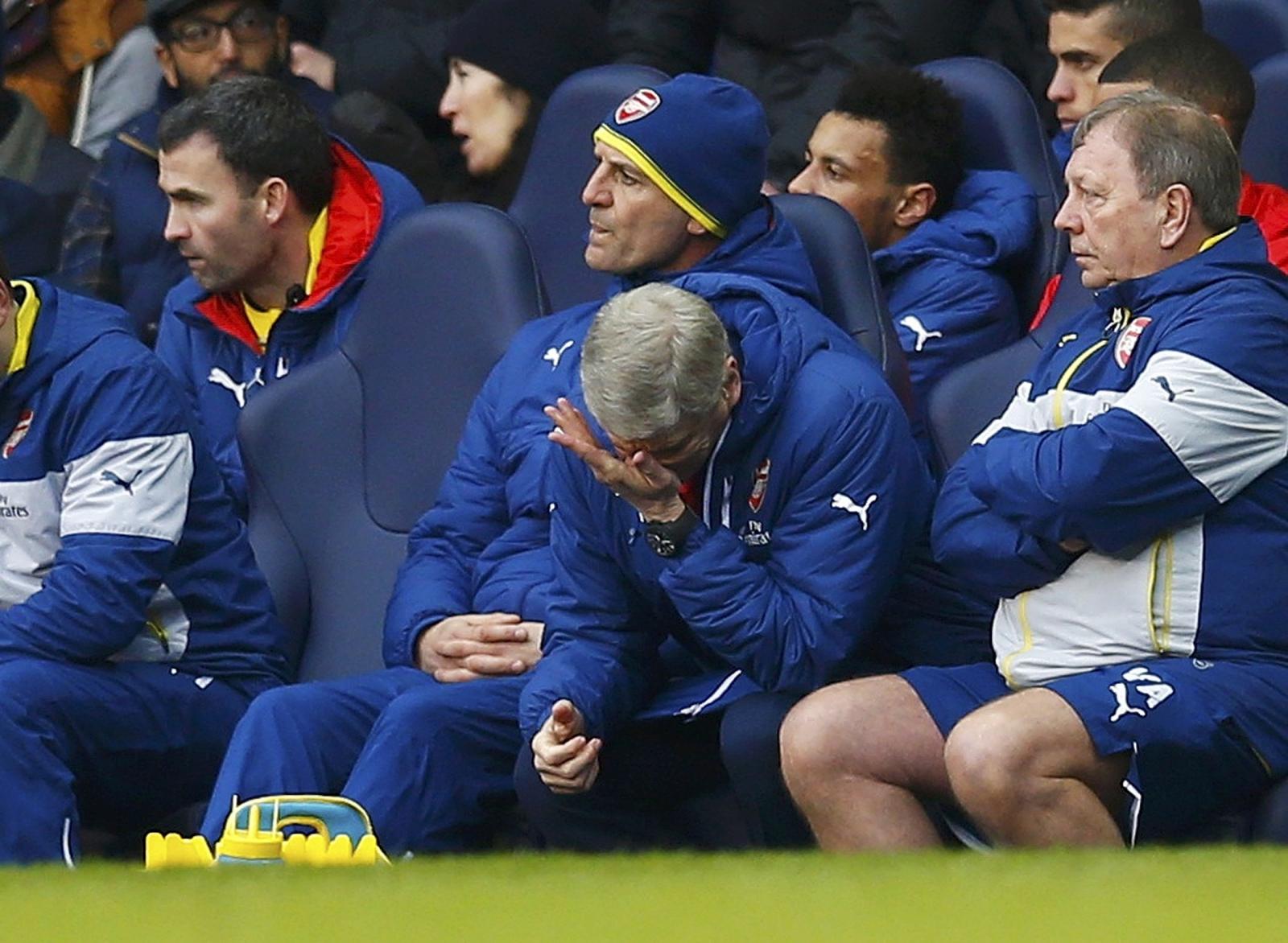 Arsene Wenger: Focus on the next match not memories