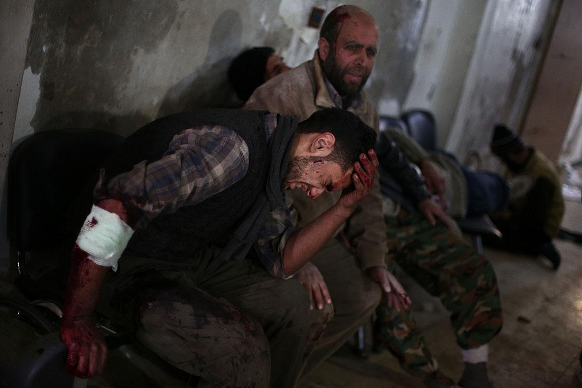 douma damascus syria
