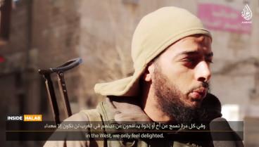French Jihadi ALeppo ISIS