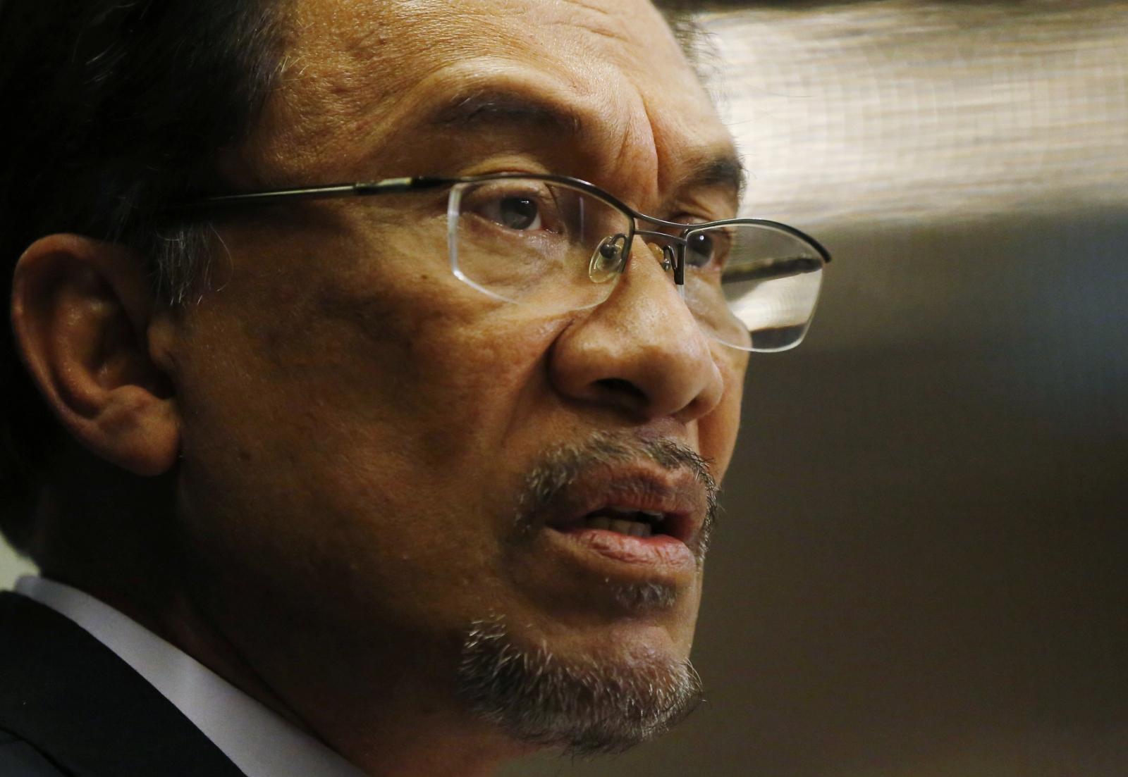Malaysia Anwar Ibrahim sodomy conviction