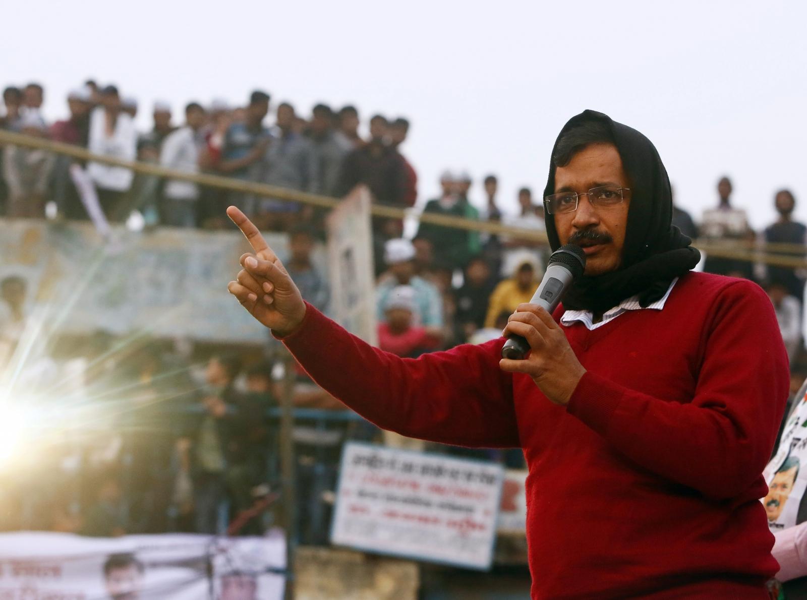 AAP wins Delhi elections