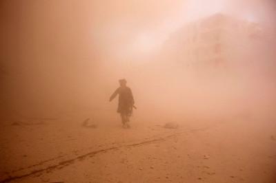 syria barrel bombs