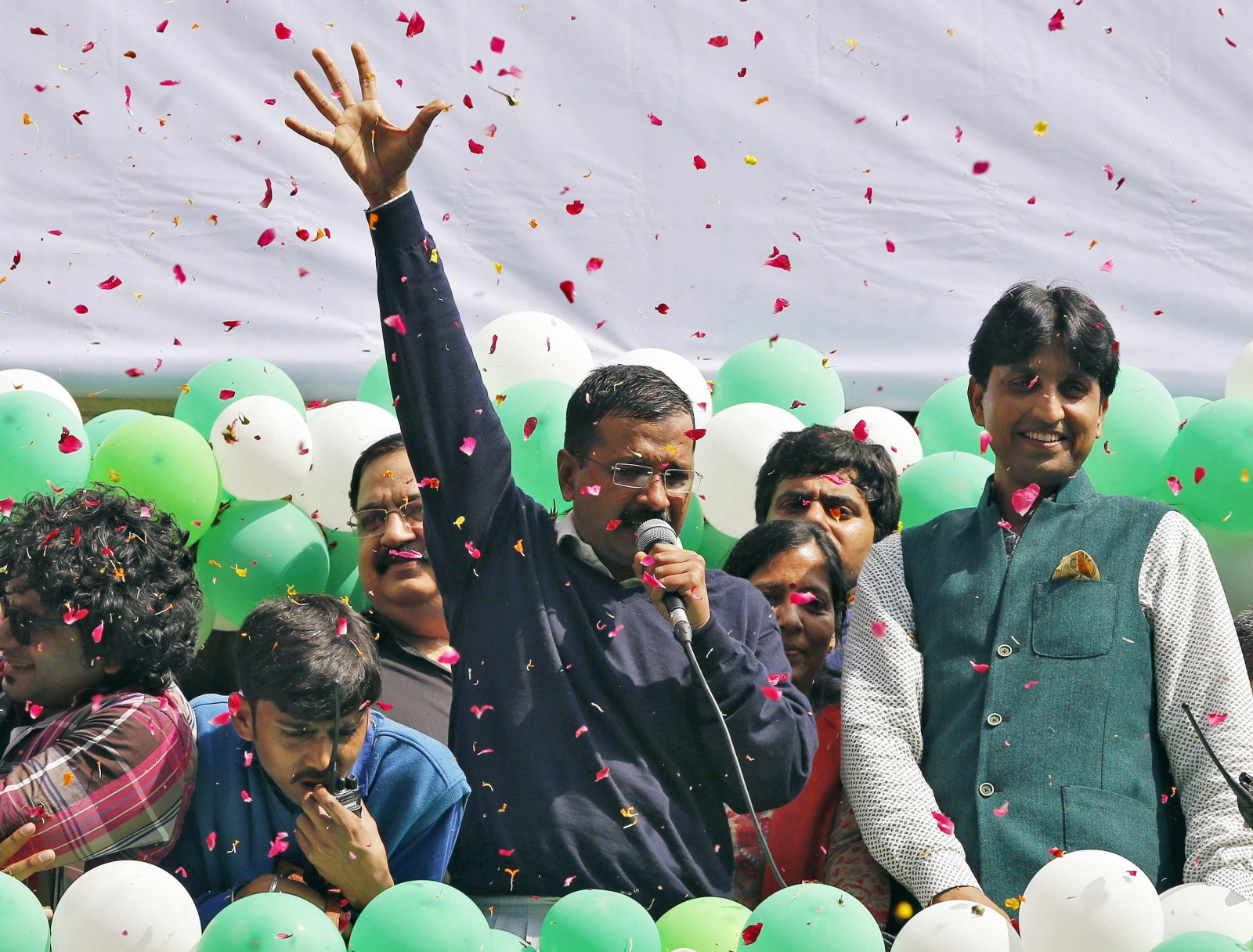 BJP heading for election defeat in Delhi as counting begins
