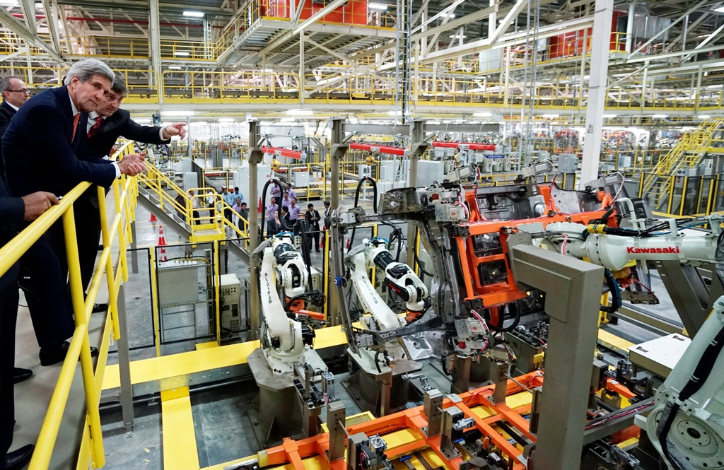 Ford Factory in India
