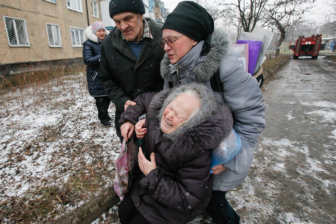 ukraine donetsk