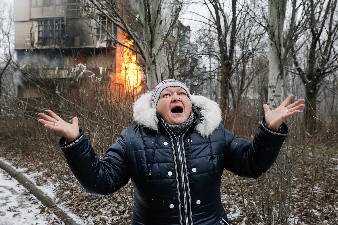 donetsk ukraine