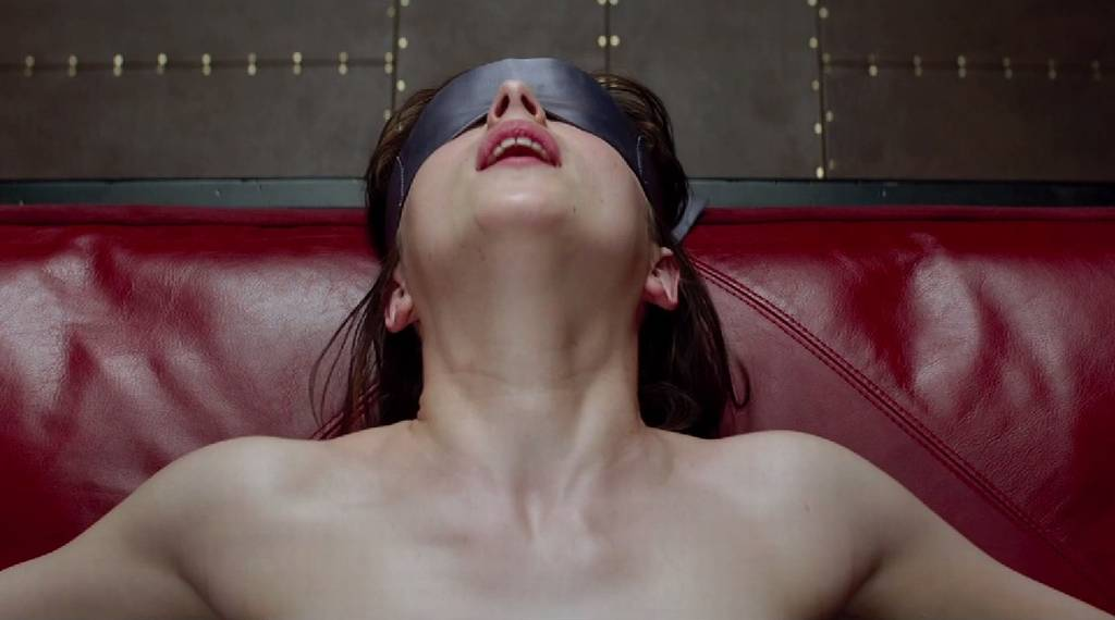 Fifty Shades of Grey still