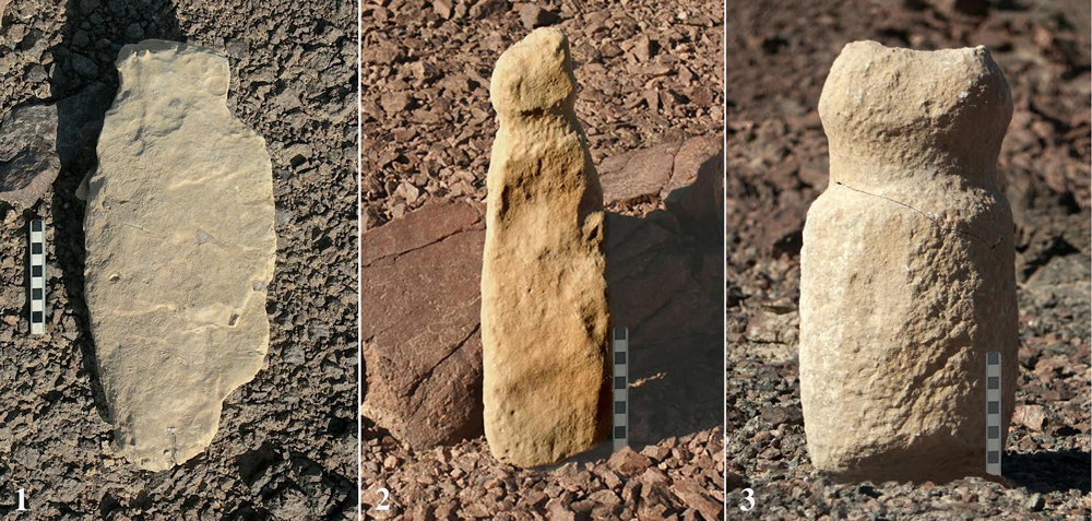 Phallic stones discovered in Israel date back almost 8,000 years old.