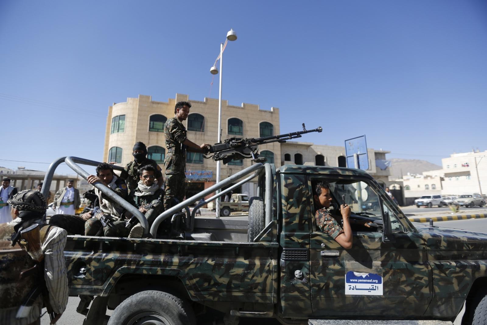 UK embassy shut down in Yemen