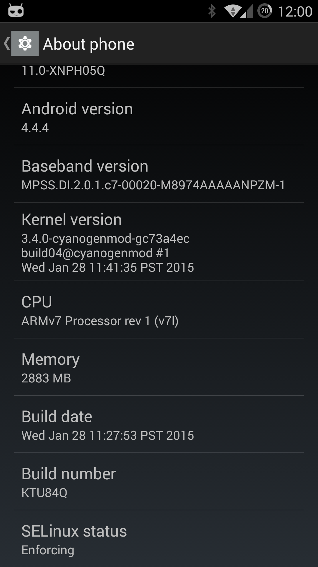 OnePlus One receives Android 4.4.4 CyanogenMod 11S build 05Q via OTA system update [Download link]