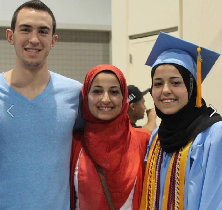 Chapel Hill shooting victims