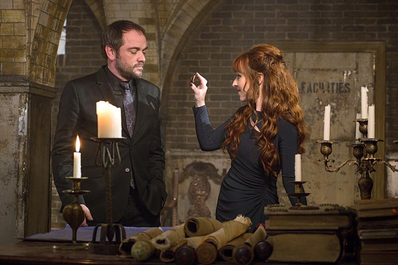 Supernatural season 10 episode 14