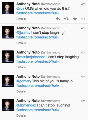 Anthony Noto tweets