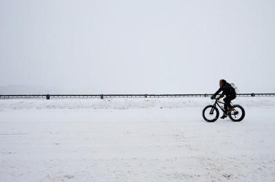 snow boston