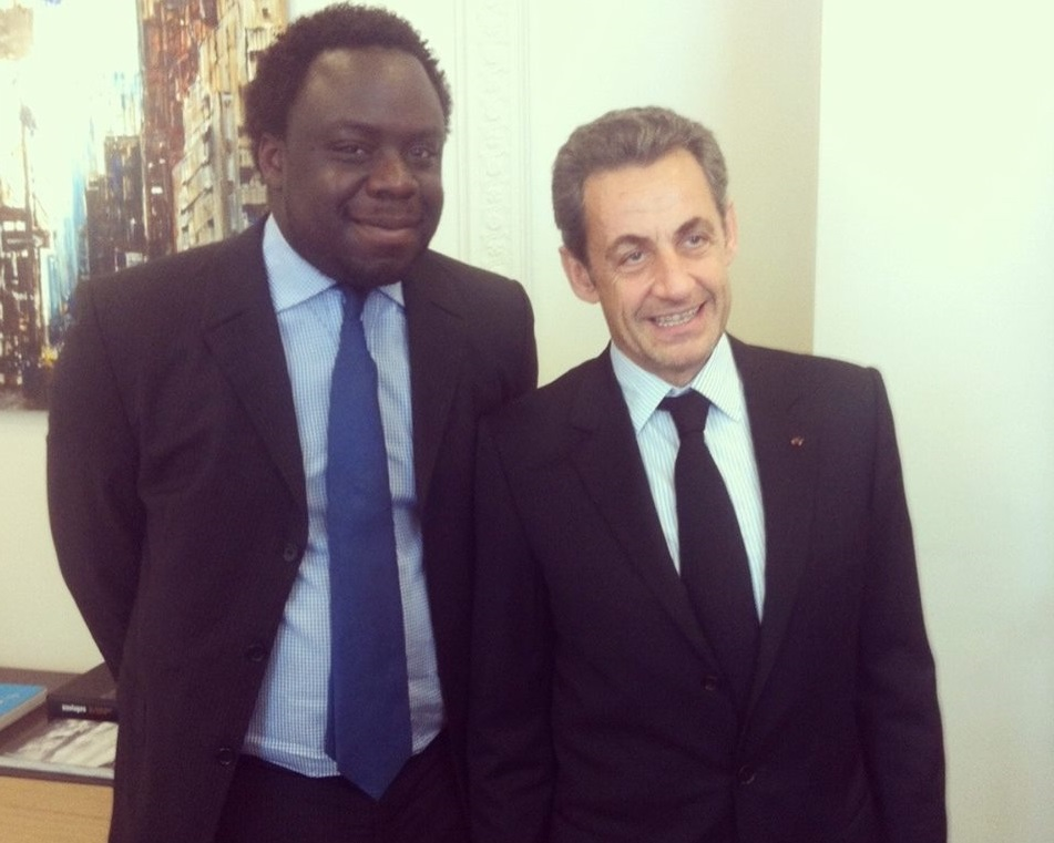 Stephane Tiki UMP Nicholas Sarkozy illegal immigration