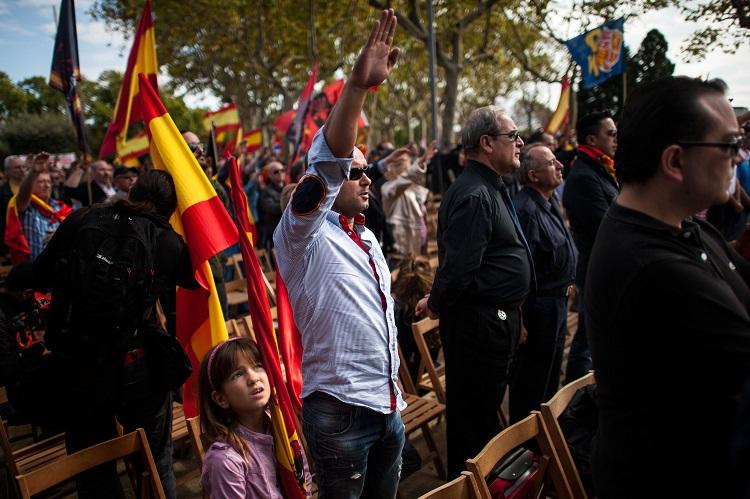 Spain far-right