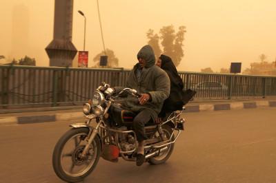 Cairo sandstorm