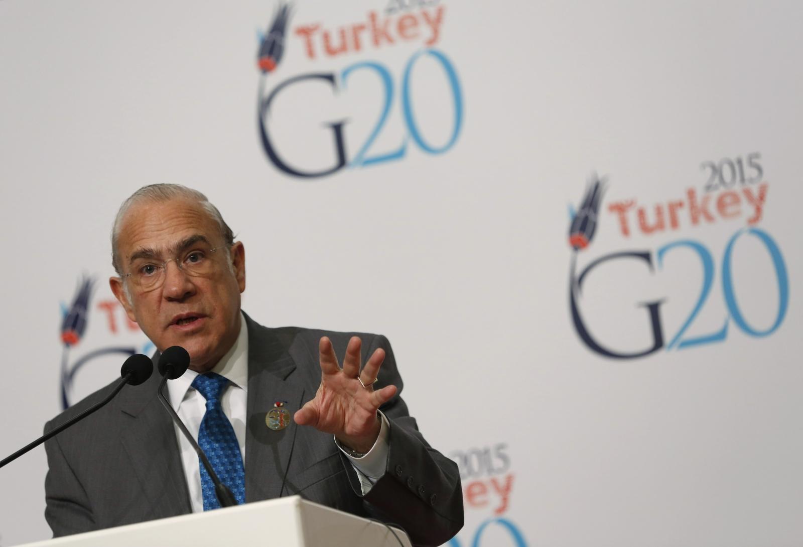 OECD agrees to help Greece reform economy