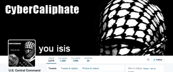 Who are Cyber Caliphate: Islamic State hackers or Lizard Squad in disguise?