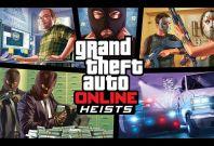 GTA 5 Online Heists DLC