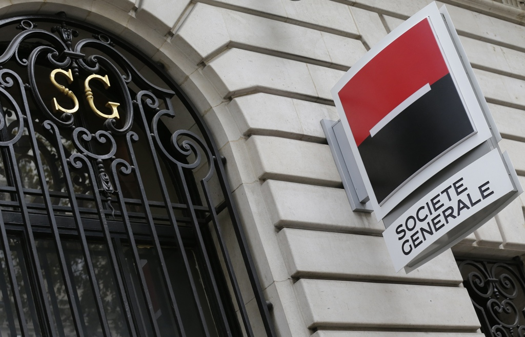 SocGen's shares drop as lender cuts Russian exposure