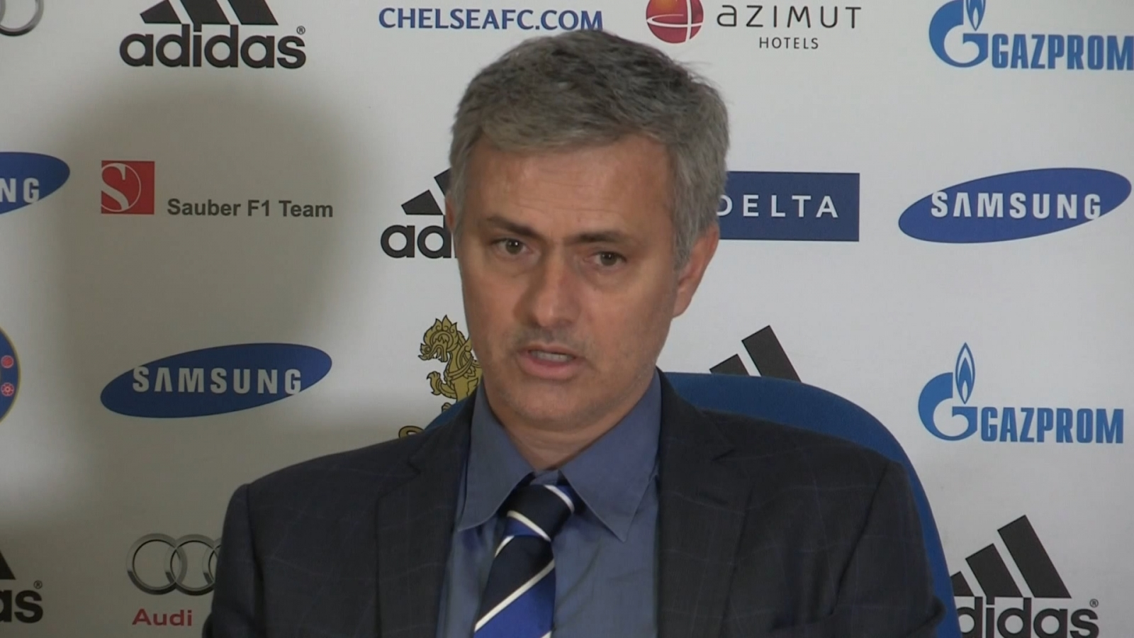 Chelsea boss threatened to walk out of press conference following Branislav Ivanovic controversy