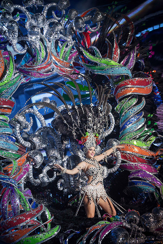 Santa Cruz de Tenerife Carnival 2015