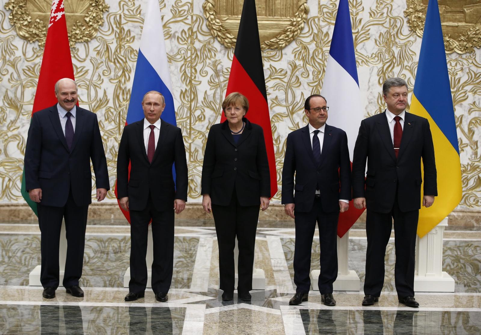 Minsk peace talks