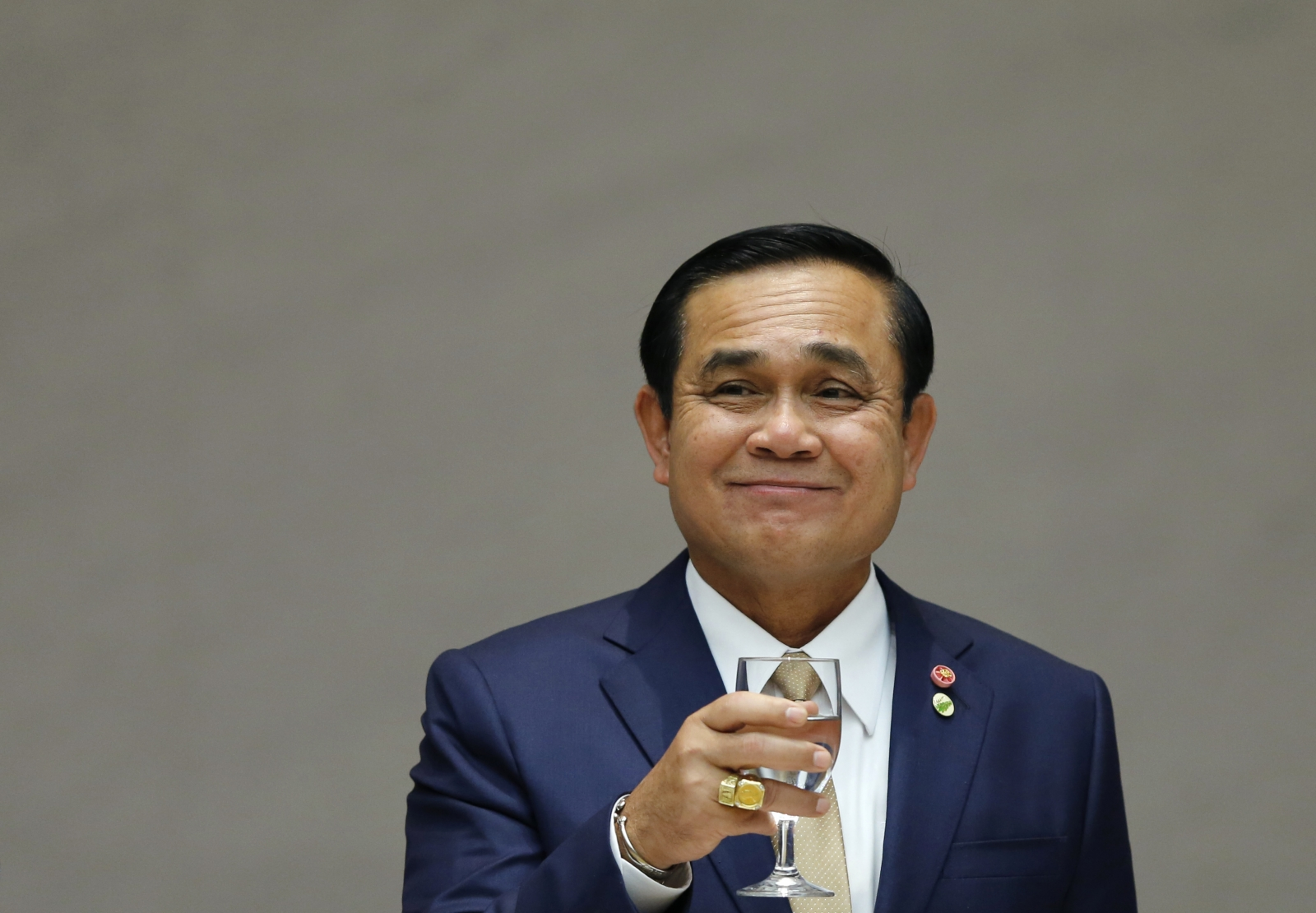 thailand pm plans japan style bullet trains