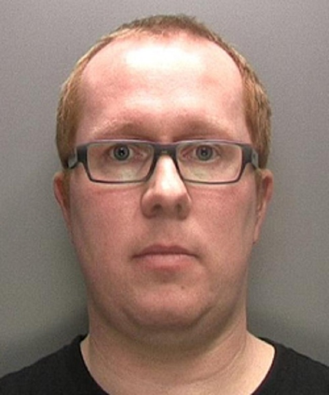 Matthew Geary was given an eight month suspended sentence