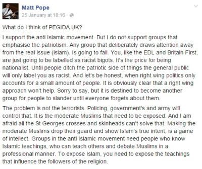Matthew Pope