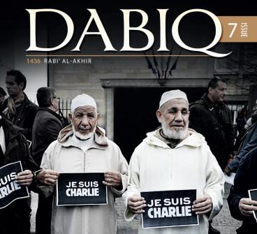 Dabiq Issue 7 Isis magazie